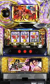 SNKプレイモア サムライスピリッツ剣豪八番勝負実機の販売価格を比較!